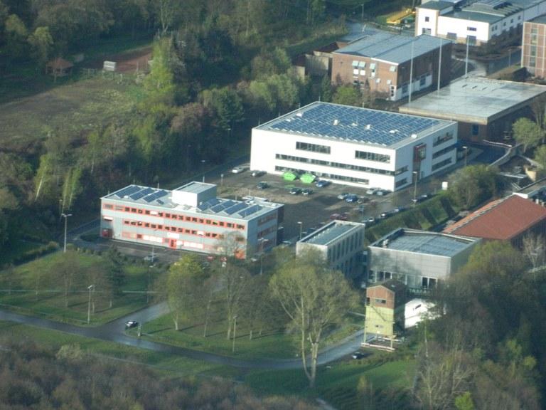 Luftaufnahme vom 19.04.2012