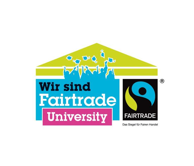 logo -wir sind fairtrade university