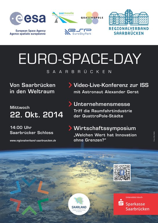 Flyer Euro Space Day