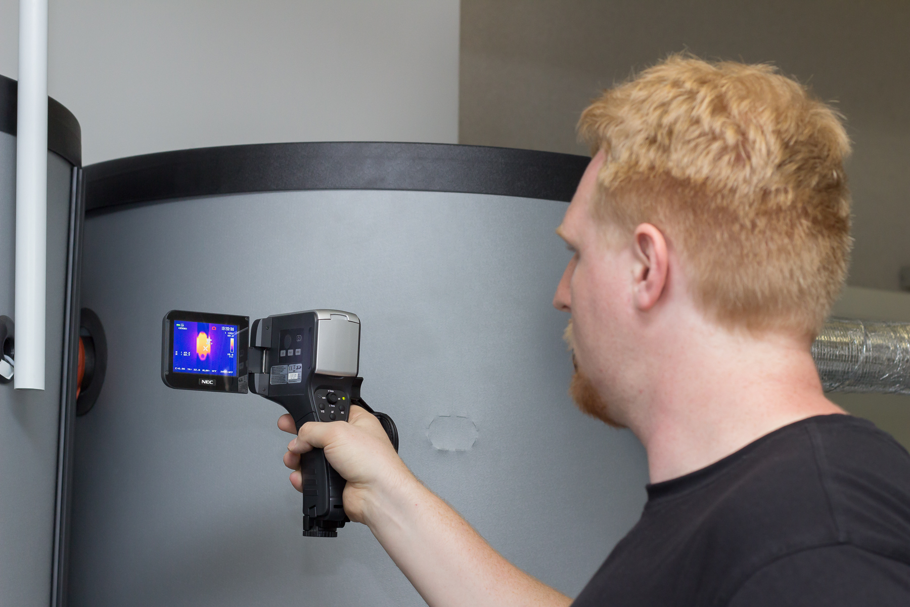 Hand-IR-Kamera
