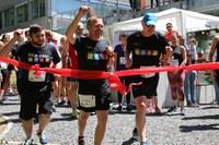 """""""Mehr laufen – für mehr!"""" - 1.402 Euro beim zweitem AIM-Spendenlauf am Campus Rotenbühl erlaufen"""