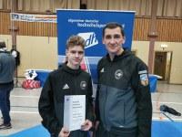 htw saar-Student holt Bronze bei den Deutschen Hochschulmeisterschaften im Taekwondo