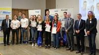 """Frag nicht mich – frag dich!"" Landeswettbewerb Saarland Jugend forscht an der htw saar ausgerichtet"