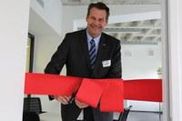 Zimmer der Beratung am Campus Alt-Saarbrücken eröffnet