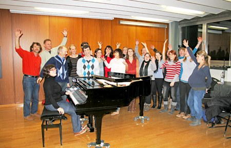 HTW Chor 2012