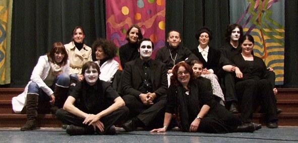 Die HTW-Theatergruppe