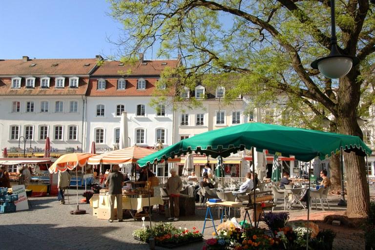 St. Johanner markt, Saarbrücken